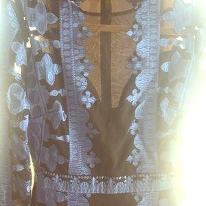 BRAND NEW NICOLE MILLER BODYCON DRESS
